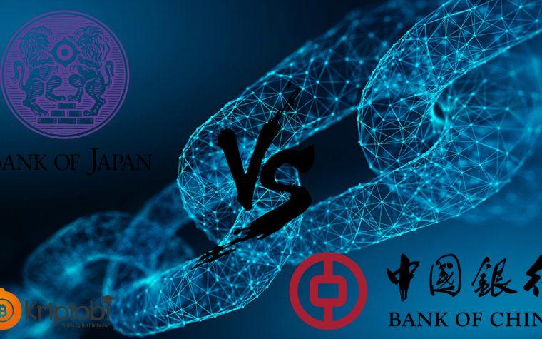 bank of japan and bank of china